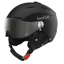 Шлем BOLLE BACKLINE VISOR 31155 Soft Black (Silver) 56-58+