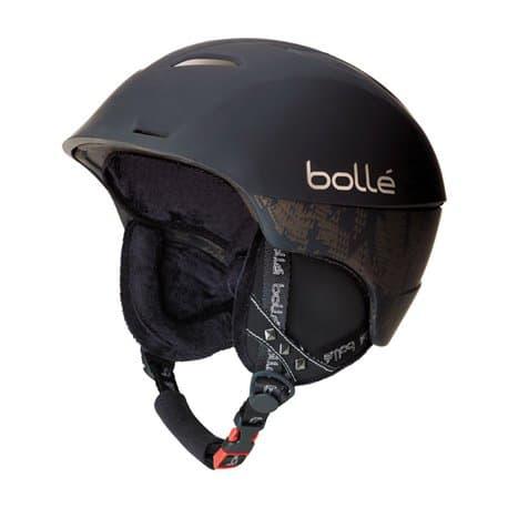 Шлем BOLLE SYNERGY 30377 Soft Black 58-61