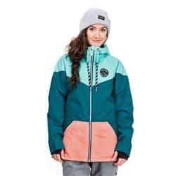 Куртка женская HORSEFEATHERS W'S Fay Pool Blue P:L