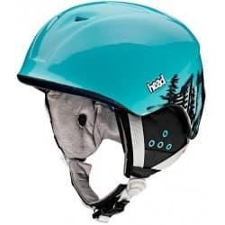 Шлем HEAD® Cloe turquoise M/L 56-59