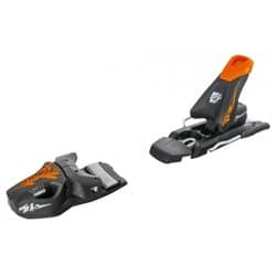 Крепление TYROLIA SX 7.5 AC BRAKE 90[J] Black/Orange 111860