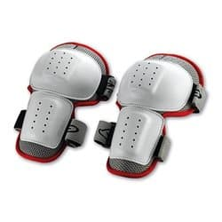 Защита колена NIDECKER UFO 2018-19 Knee guards Multisport white/red