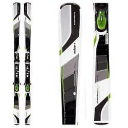 Горные лыжи ELAN Amphibio 12Ti 160см + креп. EL10