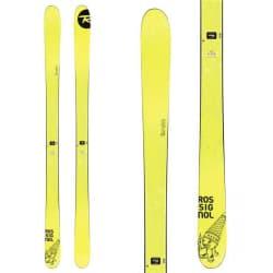 Лыжи горные ROSSIGNOL SCRATCH 181 см