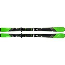 Горные лыжи ELAN Amphibio 12Ti 168см + креп. ELS11