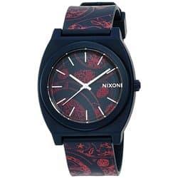 Часы NIXON Time Teller P Paisley Navy/Paisley