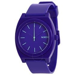 Часы NIXON Time Teller P Paisley Purple