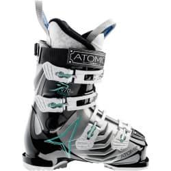 Ботинки ATOMIC HAWX 1.0 R70 W Black/Silver 25.0