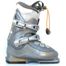 Ботинки SALOMON VERSE 5.0W Grey Silver 23.0