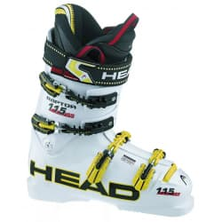 Ботинки HEAD® Raptor 115 RS HF PRO White 25.0