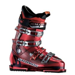 Ботинки SALOMON IMPACT 9 100 red 27.0