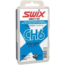 Мазь SWIX CH6X Blue 60g -5°/-10°
