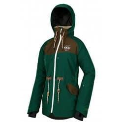 Куртка женская PICTURE ORGANIC Apply Emerald Р:M