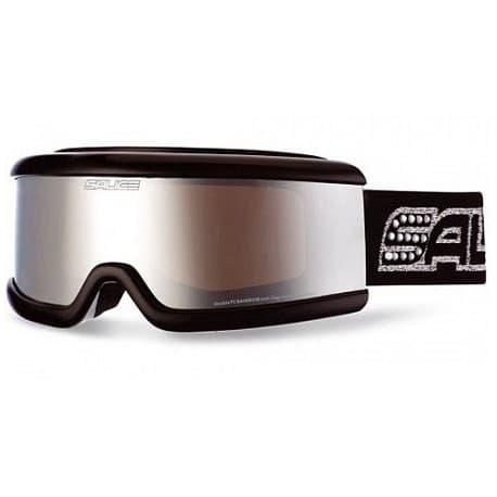 Очки горнолыжные Salice 400DARWF Black/RW Black