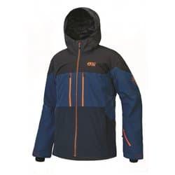 Куртка мужская PICTURE ORGANIC Object Indigo P:S