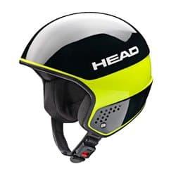 Шлем HEAD STIVOT Race Carbon Black/Lime L 59-60