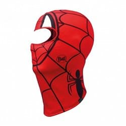 BUFF® BALACLAVA POLAR SPIDERMAN SPIDERMASK RED
