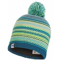 BUFF® HAT JR KNITTED POLAR AMITY TURQUOISE