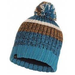 BUFF® HAT KNITTED POLAR STIG TEAL BLUE