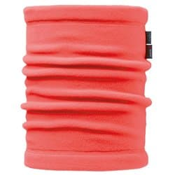 Бандана BUFF® NECKWARMER POLAR SOLID CORAL PINK
