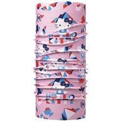 Бандана BUFF® ORIGINAL HELLO KITTY MOUNTAIN LIGHT PINK