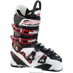 Ботинки HEAD® Next Edge 80 WH/BLACK 27,5