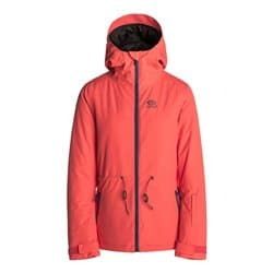 Куртка жен. RIP CURL BETTY PLAIN HOT CORAL Р:S
