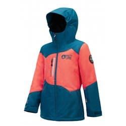 Куртка женская PICTURE ORGANIC Leeloo Petrol Blue Р:16