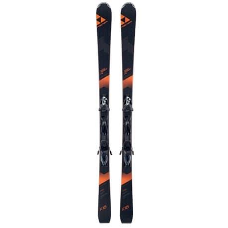 Горные лыжи FISCHER® Progressor F16 165 см + крепления RS10 PR
