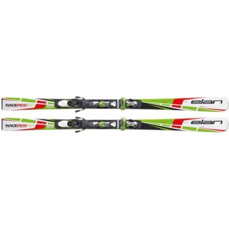 Лыжи ELAN WC JR RACE RCG PLATE 150 см + креп. EL10