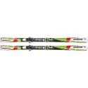 Горные лыжи ELAN WC JR RACE RCG PLATE 150 см + креп. EL10