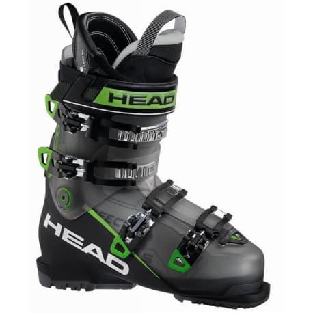 Ботинки HEAD® Vector EVO 115 HT BK/ANTH.GREEN 26.5
