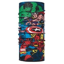 BUFF® POLAR SUPERHEROES READY TO FIGHT MULTI / BLACK