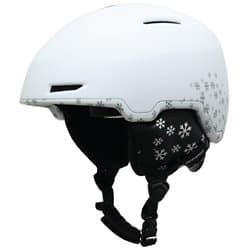 Шлем BLIZZARD® Viva Viper White Matt/Silver Snowflakes 55-59