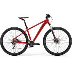 """Велосипед горный Merida Big.Nine 300 К:29"""" Р:XL(20"""") MetallicRed/DarkRed/Black"""