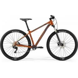 "Велосипед горный Merida Big.Nine 400 К:29"" Р:L(18.5"") GlossyCopper/DarkBrown/Blue"