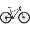 "Велосипед горный Merida Big.Seven 400 К:27.5"" Р:M(17"") MattBlack/Silver/White"