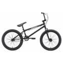 """Велосипед 20"""" STARK BMX 1 Madness чёрный матовый/серый"""