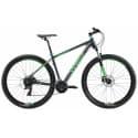 "Велосипед 29"" WELT Rockfall 1.0 18"" matt grey/green 2019"