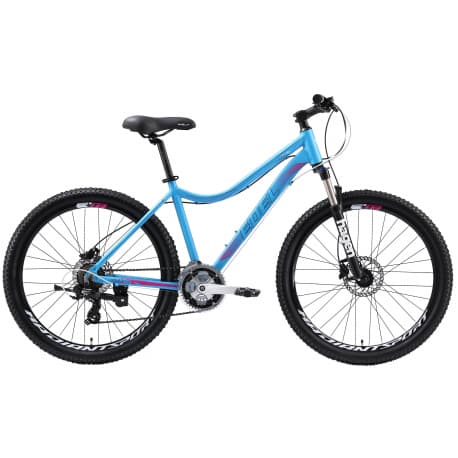 "26"" WELT Edelweiss 1.0HD 16"" matt light blue 2019"