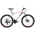 "Велосипед 26"" WELT Ridge 1.0D 18"" matt white/red/black 2019"