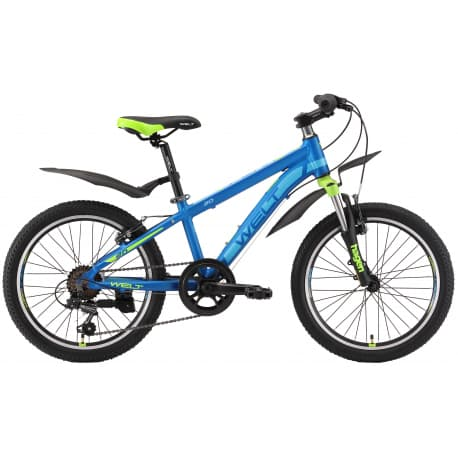 "20"" WELT Peak matt blue/green 2019"
