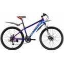 """Велосипед 26"""" WELT Peak 26 Disc matt dark blue/orange 2019"""
