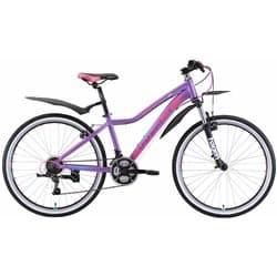 """26"""" WELT Edelweiss Teen matt violet/blue/pink 2019"""