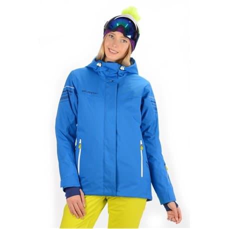 Куртка жен. STAYER 16-42525 21 ярко-синий Р:44
