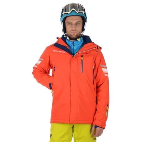 Куртка мужская STAYER 16-42501 70 Красный Р:52