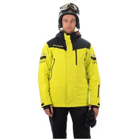 Куртка мужская STAYER 17-42503 54 салатовый\яблочный Р:56