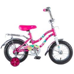 """Велосипед 12"""" NOVATRACK TETRIS Розовый"""