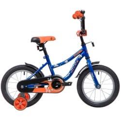 """Велосипед 14"""" NOVATRACK NEPTUNE Синий"""