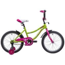 "Велосипед 18"" NOVATRACK NEPTUNE Салатовый"